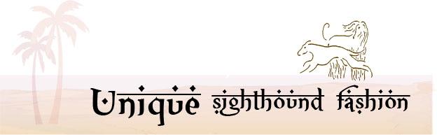Manufaktur für exklusive Schmuckhalsbänder und Windhundmäntel